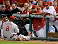 MLB: NLDS-Philadelphia Phillies at St. Louis Cardinals
